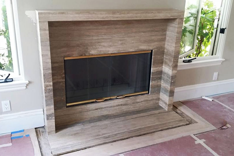 Stoneman Fabrications - fireplaces